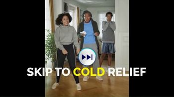 Alka-Seltzer TV Spot, 'Skip to Cold Relief: Dance'