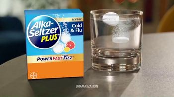 Alka-Seltzer TV Spot, 'Skip to Cold Relief: Dance' - Thumbnail 5