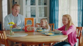 Frosted Mini-Wheats TV Spot, 'Working and Learning From Home'