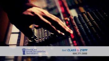 American InterContinental University TV Spot, 'Media Production' - Thumbnail 3