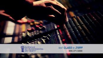 American InterContinental University TV Spot, 'Media Production' - Thumbnail 4