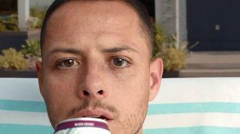 Bud Light Seltzer TV Spot, 'Dentro del cerebro de Chicharito: celebración de las papilas gustativas' [Spanish]