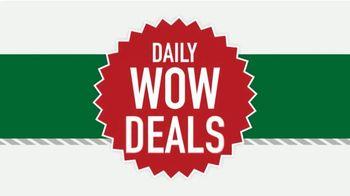 Kohl's Daily Wow Deals TV Spot, 'Toys, Bedding, Keurig' - Thumbnail 2