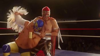 Murphy Ladder TV Spot, 'Luchador: No Offer'