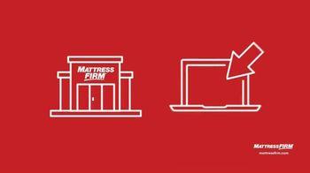 Mattress Firm TV Spot, 'Save $300 & $300 Instant Gift' - Thumbnail 8
