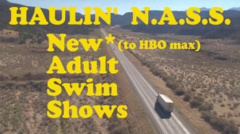 HBO Max TV Spot, 'Haulin' N.A.S.S.: New Adult Swim Shows' - Thumbnail 8
