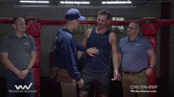 Window Nation TV Spot, 'The Very Best: 50% Off' Featuring Stipe Miocic