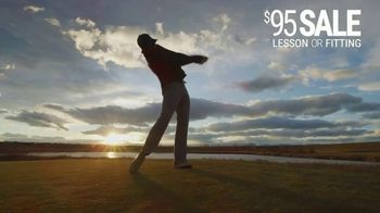 GolfTEC $95 Sale TV Spot, 'The New Normal: $95 Lesson or Fitting'
