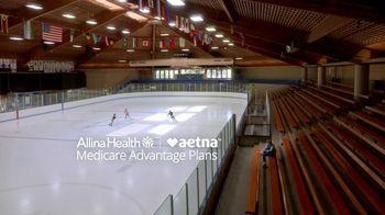Aetna Allina Medicare Advantage TV Spot, 'Aging Actively: $10 Gift Card' Featuring Dorothy Hamill - Thumbnail 1