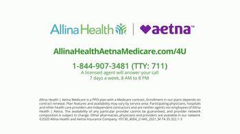 Aetna Allina Medicare Advantage TV Spot, 'Aging Actively: $10 Gift Card' Featuring Dorothy Hamill - Thumbnail 8