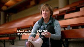 Aetna Allina Medicare Advantage TV Spot, 'Aging Actively: $10 Gift Card' Featuring Dorothy Hamill - Thumbnail 2