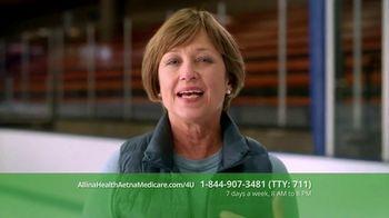 Aetna Allina Medicare Advantage TV Spot, 'Aging Actively: $10 Gift Card' Featuring Dorothy Hamill - Thumbnail 3
