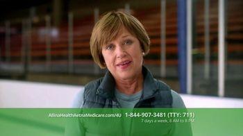 Aetna Allina Medicare Advantage TV Spot, 'Aging Actively: $10 Gift Card' Featuring Dorothy Hamill - Thumbnail 4