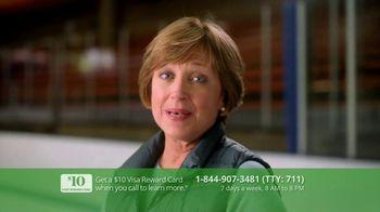 Aetna Allina Medicare Advantage TV Spot, 'Aging Actively: $10 Gift Card' Featuring Dorothy Hamill - Thumbnail 7