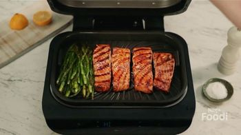Ninja Foodi Smart XL Grill TV Spot, 'The Grill That Grills for You'