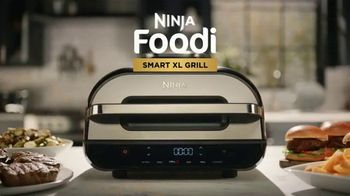 Ninja Foodi Smart XL Grill TV Spot, 'The Grill That Grills for You' - Thumbnail 10