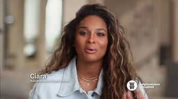 WW TV Spot, 'Time Is Now: Three Months Free' Featuring Ciara