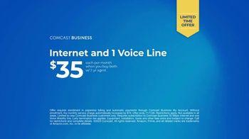 Comcast Business TV Spot, 'Shift, Pivot, Adapt: Prime Essentials: $35' - Thumbnail 8