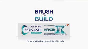 ProNamel Intensive Enamel Repair TV Spot, 'Most Advanced Formula'