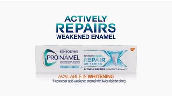ProNamel Intensive Enamel Repair TV Spot, 'Most Advanced Formula' - Thumbnail 4