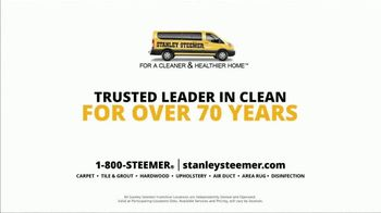 Stanley Steemer TV Spot, 'Clean Space, Better Life' - Thumbnail 9