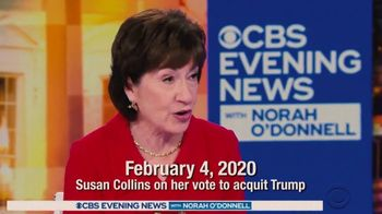 MeidasTouch TV Spot, 'Fire Susan: Susan Collins Betrayed Us' - 3 commercial airings