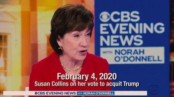 MeidasTouch TV Spot, 'Fire Susan: Susan Collins Betrayed Us'