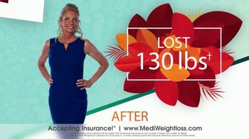 Medi-Weightloss TV Spot, 'Watch Your Weight Fall'