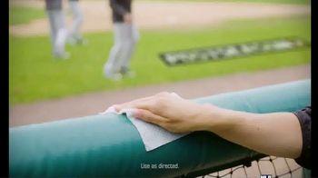 Lysol TV Spot, 'Major League Baseball: 2020 Postseason' - Thumbnail 4