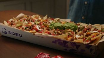 Taco Bell Nachos Party Pack TV Spot, 'Go Big: Delivery'