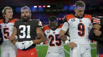 VISA TV Spot, 'NFL: It Takes All of Us' - Thumbnail 4
