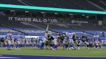 VISA TV Spot, 'NFL: It Takes All of Us' - Thumbnail 6