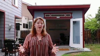 Tuff Shed TV Spot, 'Home Office'