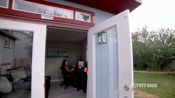 Tuff Shed TV Spot, 'Home Office' - Thumbnail 9