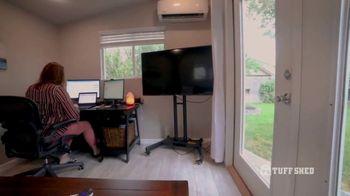 Tuff Shed TV Spot, 'Home Office' - Thumbnail 8