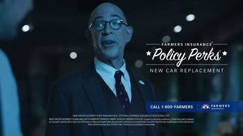 Farmers Insurance Policy Perks TV Spot, 'Deep-Sea Driving' Featuring J.K. Simmons - Thumbnail 3