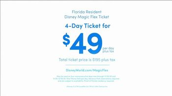 Disney World TV Spot, 'Magic Is Here: $49' - Thumbnail 10