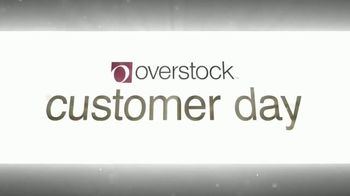 Overstock.com Customer Day TV Spot, 'Free Shipping on Everything' - Thumbnail 2