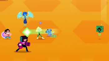 Cartoon Network Arcade App TV Spot, 'Steven Universe: Unleash the Light: Peridot' - Thumbnail 5