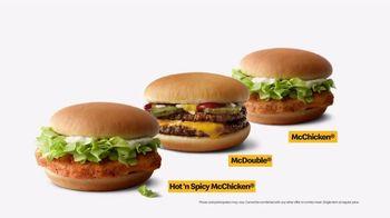 McDonald's $1 $2 $3 Dollar Menu TV Spot, 'The YESSSSSS! Meal: 2 for $3.50' - Thumbnail 7