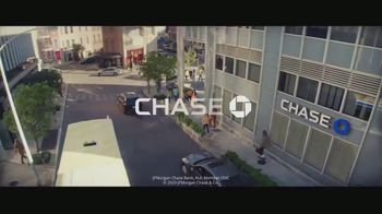 Chase Mobile App TV Spot, 'Anywhere Convenience, Everyday Security' - Thumbnail 8