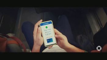 Chase Mobile App TV Spot, 'Anywhere Convenience, Everyday Security' - Thumbnail 6