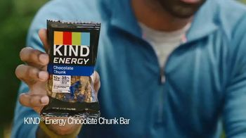KIND Energy Bars TV Spot, 'Putting Adventure First' - Thumbnail 4