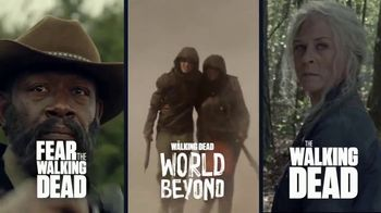 AMC+ TV Spot, 'The Walking Dead Universe' Song by Gold Brother