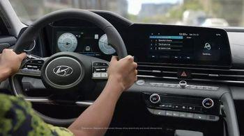 2021 Hyundai Elantra TV Spot, 'Voice Recognition' Song by BTS [T1] - Thumbnail 4