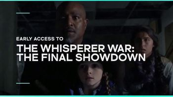 AMC+ TV Spot, 'Early Access: The Walking Dead and The Whisper Wars: The Final Showdown' - Thumbnail 5