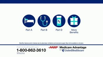 UnitedHealthcare Medicare Advantage Plan TV Spot, 'Time to Talk: Hartford & New Haven' - Thumbnail 5