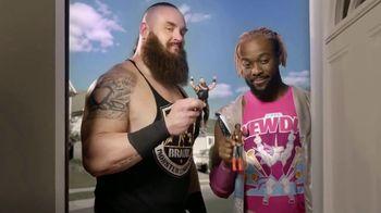 WWE TV Spot, 'Choose Your Side' Featuring Kofi Kingston, Braun Strowman