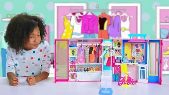 Barbie Dream Closet TV Spot, 'Look at All This Space' - Thumbnail 1