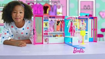 Barbie Dream Closet TV Spot, 'Look at All This Space' - Thumbnail 3